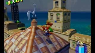 Super Mario Sunshine 20Shines Speedrun in 20:24