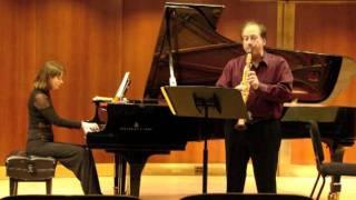 C. Neidich (clarinet), M. Gorokholinsky (piano) - G. Faure, Romance, Op. 28