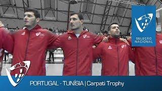 Carpati Trophy | Portugal - Tunísia