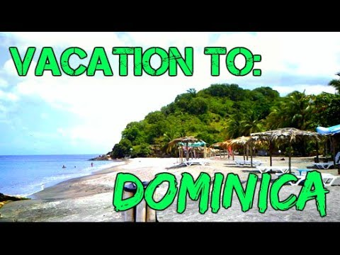 TRAVEL VLOG: DOMINICA | Alexie Marie