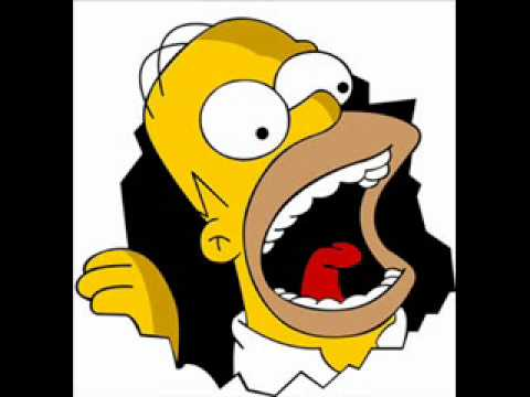 Homer Simpson Happy Birthday To You Youtube