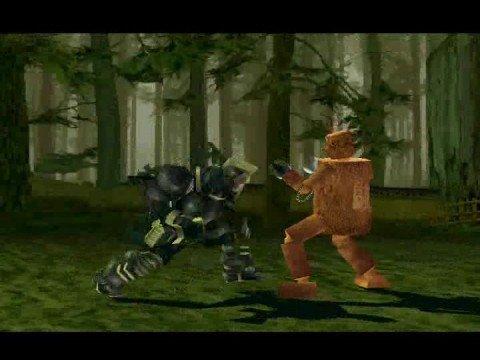 Gun Jack Tekken 3 Combos Youtube
