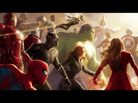 Marvel Cinematic Universe  Ambient Soundtrack Mix