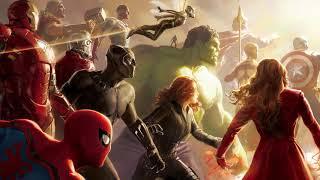 Marvel Cinematic Universe | Ambient Soundtrack Mix