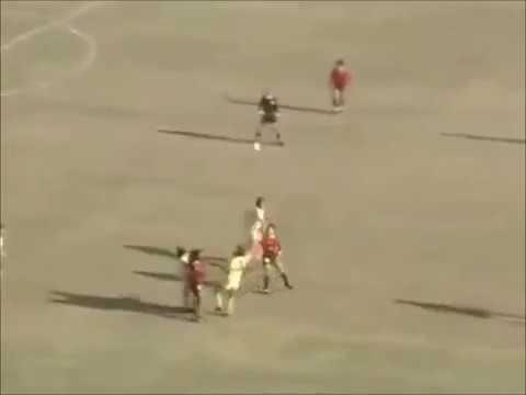 Carlos Enrique vs Liverpool (Intercontinental 1984)