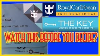 Royal Caribbean The Key Benefits  explained