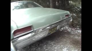 Controversial cold start. 1967,1968 Oldsmobile Delmont 88's Archival.