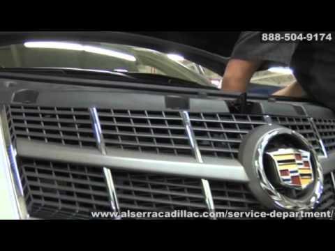 Cadillac Auto Hvac Air Conditioning Service Ac Leak Repair