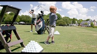 Kyle And Owen: The Larsons Hit The Links