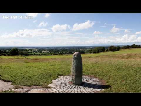 Alexandra on Mission: Interview at the Hill of Tara, Ireland - May 23, 2017