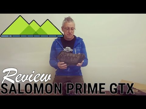 Salomon Quest Prime GTX Boots Review
