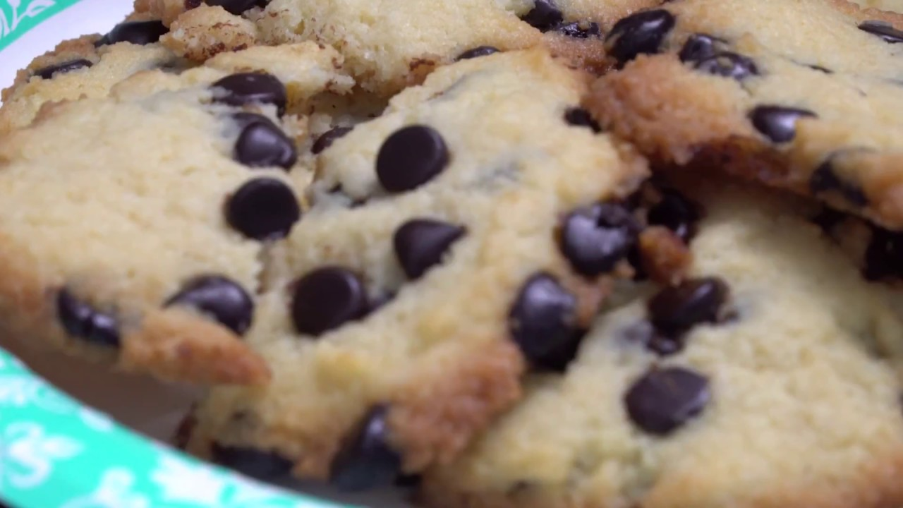 Review of Keto Connect's Ketogenic Chocolate Chip Cookies - YouTube