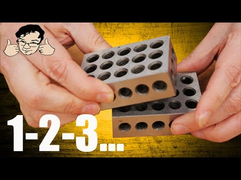 Why woodworkers LOVE cheap 1-2-3 blocks