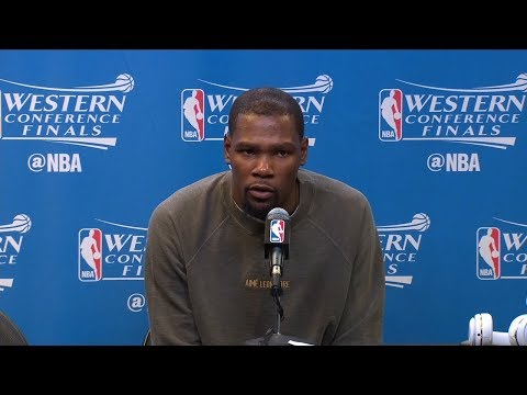 Kevin Durant Says