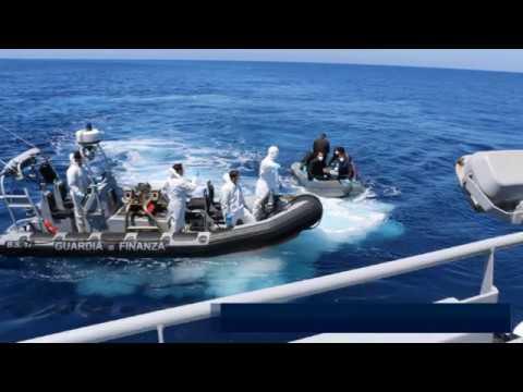 Trapani,  immigrazione clandestina. GDF blocca 27 migranti