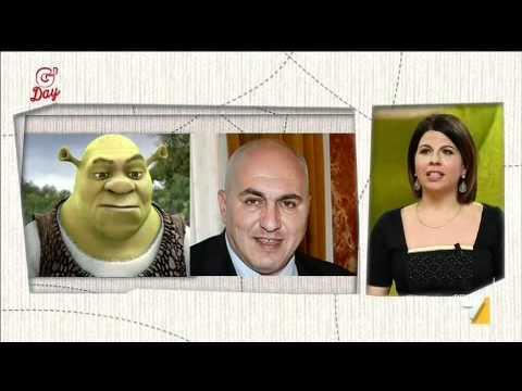 G'DAY 02/04/2012 – A quali cartoni animati assomigliano i nostri vip?