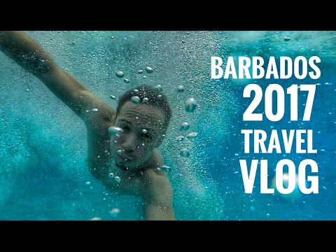 Barbados 2017 TRAVEL VLOG | Ant 619