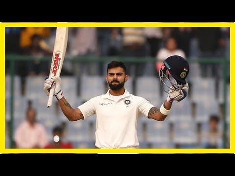Daily News - India Captain virat kohli join the 5,000-run Club test vs sri lanka