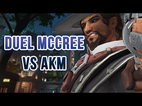 SoOn OW - Duel Mcree contre aKm ! #16 [FR]