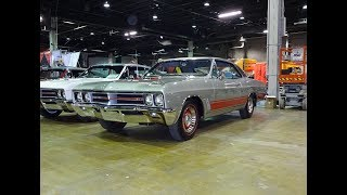 1967 Buick Skylark GS 340 in Platinum Mist Paint & Engine Sound on My Car Story with Lou Costabile