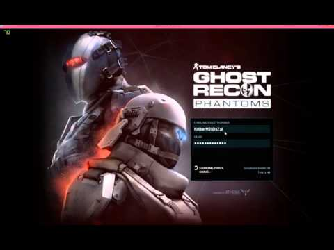 Ghost Recon Phantoms Screen settings