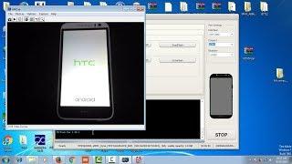 HTC Desire 616 Dual Sim (0PBM100)  flashing   software restore and upgrade in Hindi