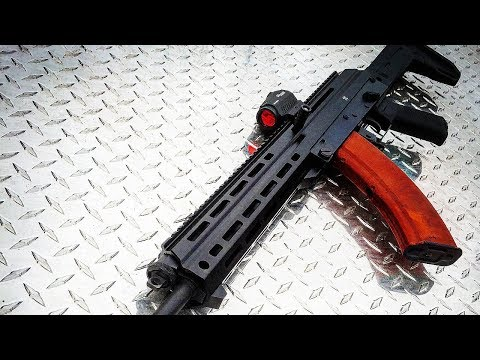 M+M M10X-Z 1000+ round review, #not an AK