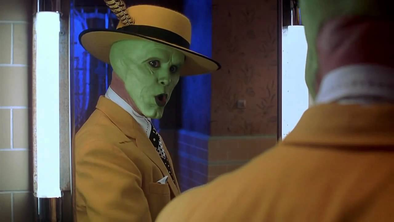 the mask some body stop meee jim carrey youtube