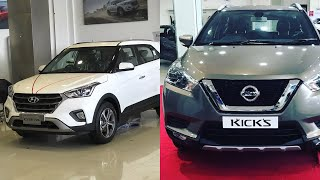 NISSAN KICKS VS HYUNDAI CRETA | COMPARISON | best for you | my opinion