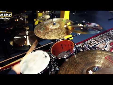 Paweł Twardoch I Blachy Turkish W Drumshop.pl - Zajawka
