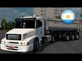 Hacia Mar del Plata, Argentina! Mercedes Benz 1634 | Euro Truck Simulator 2