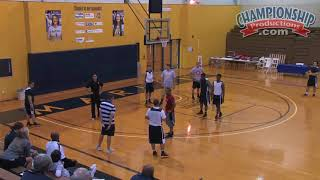"""""""Flood"""" Basketball Zone Offense from Craig Doty!"""