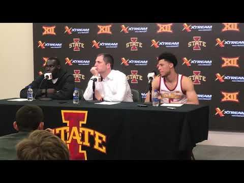 Dave Sprau - VIDEO: ISU MBB Reacts To Oklahoma State Win