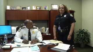 """Atlanta Police Department """"Happy"""" Video"""