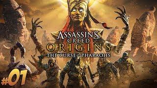 Assassin's Creed Origins: The Curse of the Pharaohs DLC #1 | Vertez | Klątwa Faraonów