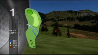 The Most Amazing Golf Courses of the World: Villars, Switzerland (Tips From The Pros)