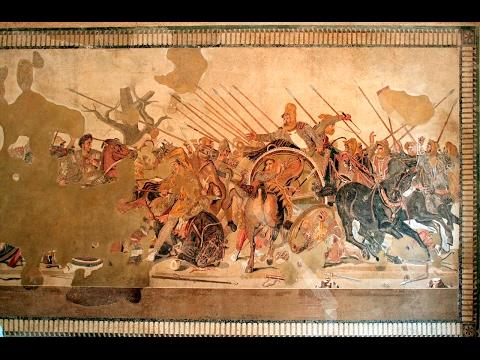 Trailer Het Romeinse rijk BBC - Treasures of Ancient Rome