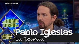 Pablo Iglesias pone nombres a los que denomina