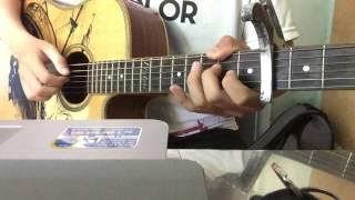 [Hướng dẫn guitar solo] - CÓ EM CHỜ - Min ft Mr.A