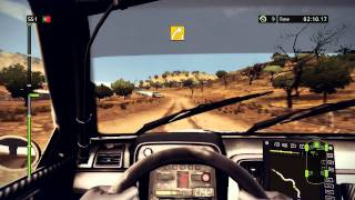 WRC FIA World Rally Championship 2011 PC gamePlay HD 720p