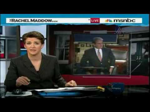 Rachel Maddow-Tom Coburn caught in a lie 1