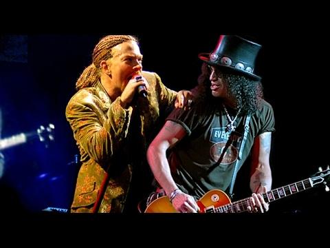 KONSER Guns N' Roses Singapor Bikin Heboh .... Mp3