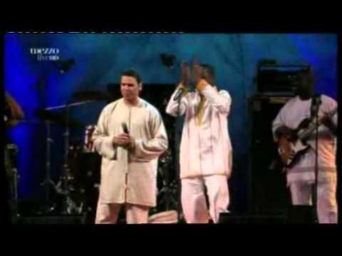 Youssou N'DOUR au festival de Fès