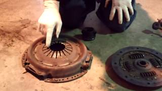 Joe's Uh-Oh! Clutch Assembly/ Throw Out Bearing
