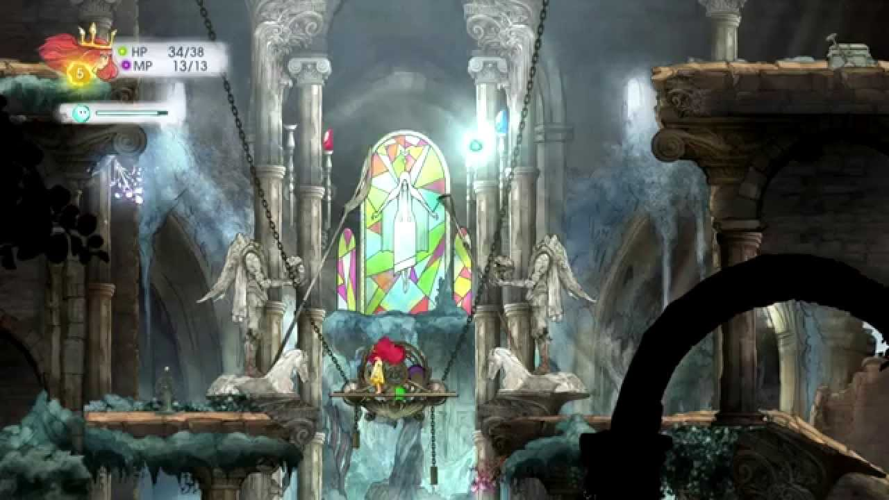Lovely Child Of Light   First Boss Battle   Xbox One Gameplay Photo