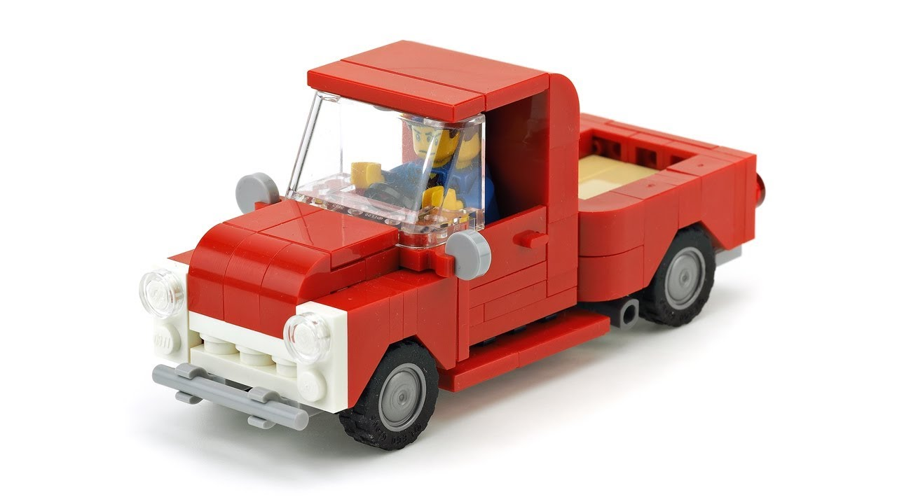 lego city semi truck instructions
