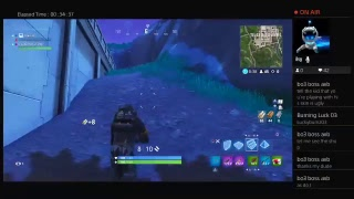 Fortnite/trying to get a win with cvg swag part 2