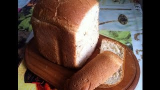 Домашний Хлеб / Хлеб в Хлебопечке Очень Прстой Рецепт / Bread