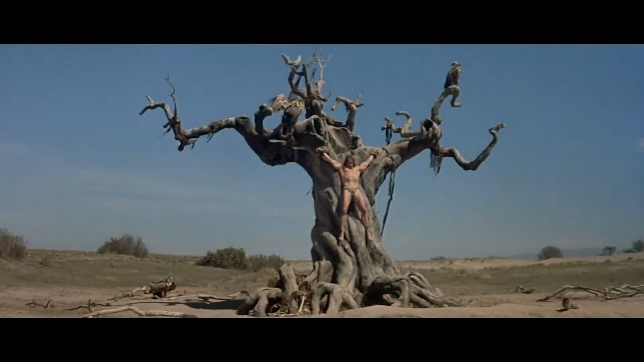 Download Conan the Barbarian - Crucified On The Tree Of Woe [HD]
