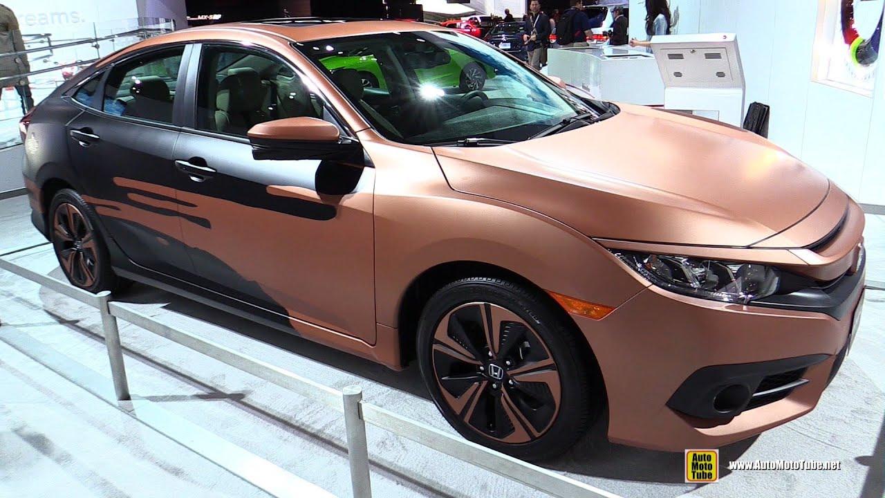 2016 honda civic sedan customized by demi lovato exterior
